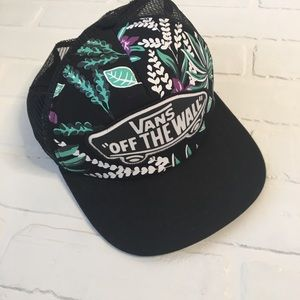 """Vans """" off the wall"""" hat"""